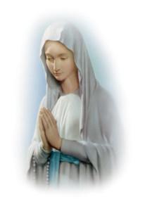 Maria in preghiera - Banneux